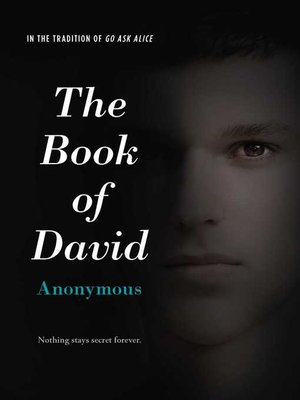 cover image of The Book of David