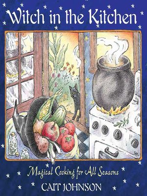 cover image of Witch in the Kitchen