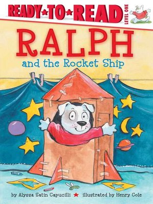 cover image of Ralph and the Rocket Ship