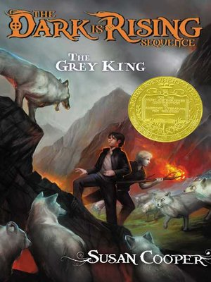 cover image of The Grey King