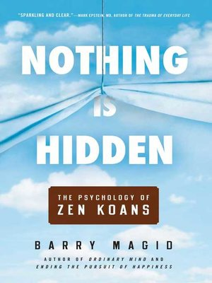 cover image of Nothing Is Hidden