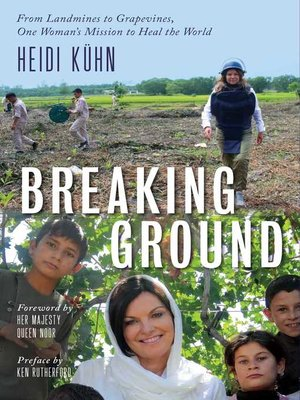 cover image of Breaking Ground