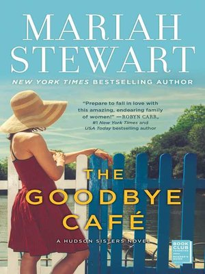 cover image of The Goodbye Café