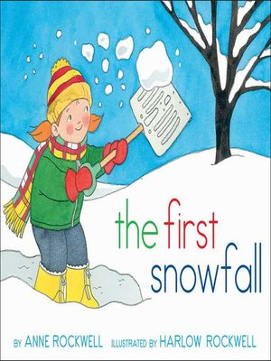 cover image of The First Snowfall