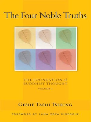 The 4 noble truths pdf
