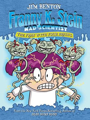 cover image of The Fran with Four Brains