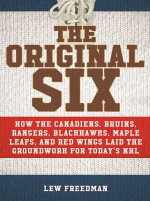 cover image of The Original Six