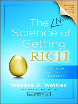 cover image of The New Science of Getting Rich