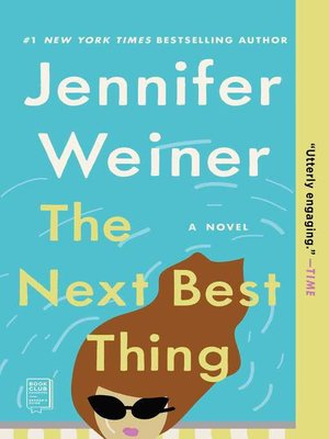 cover image of The Next Best Thing