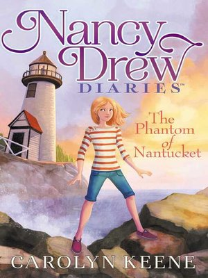 cover image of The Phantom of Nantucket