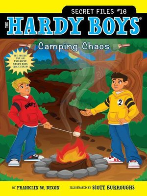 cover image of Camping Chaos