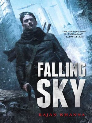 cover image of Falling Sky