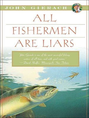 cover image of All Fishermen Are Liars