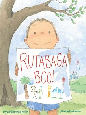 cover image of Rutabaga Boo!