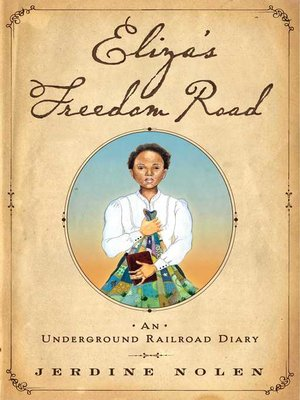 cover image of Eliza's Freedom Road