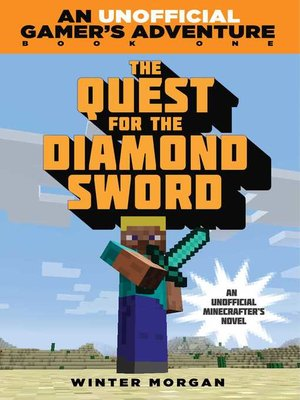 cover image of The Quest for the Diamond Sword
