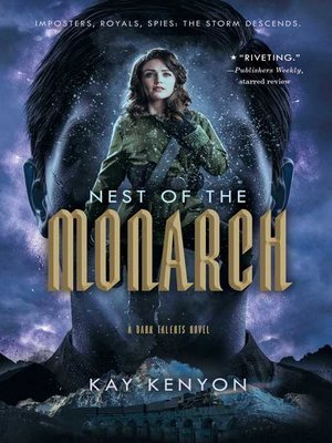 cover image of Nest of the Monarch