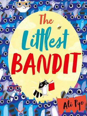 cover image of The Littlest Bandit