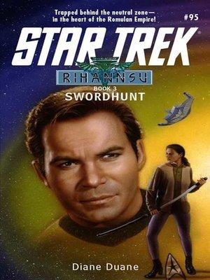 cover image of Swordhunt