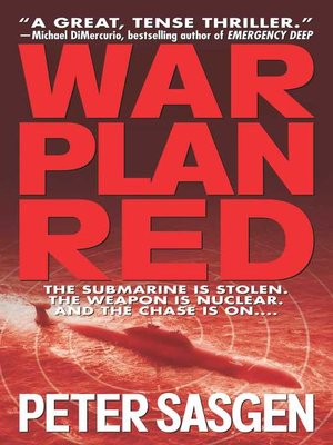 cover image of War Plan Red