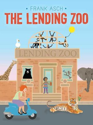 cover image of The Lending Zoo