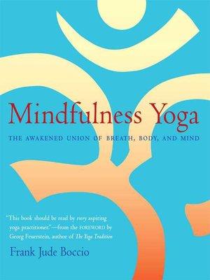 cover image of Mindfulness Yoga