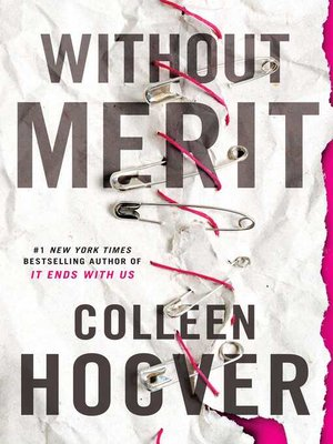 cover image of Without Merit