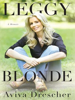 Cover Image Of Leggy Blonde
