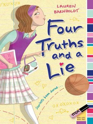 cover image of Four Truths and a Lie