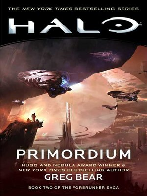 cover image of Primordium: Book Two of the Forerunner Saga