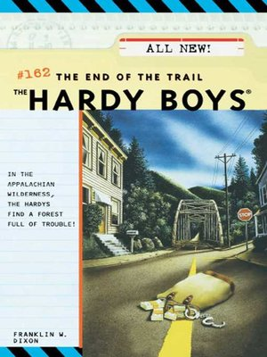 cover image of The End of the Trail