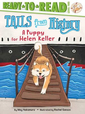 cover image of A Puppy for Helen Keller