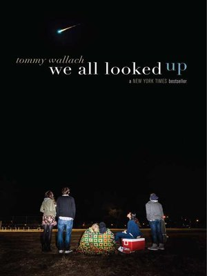 cover image of We All Looked Up