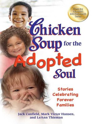 cover image of Chicken Soup for the Adopted Soul
