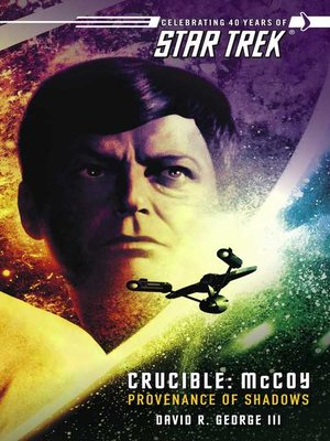 cover image of Crucible: McCoy
