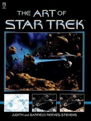 cover image of The Art of Star Trek