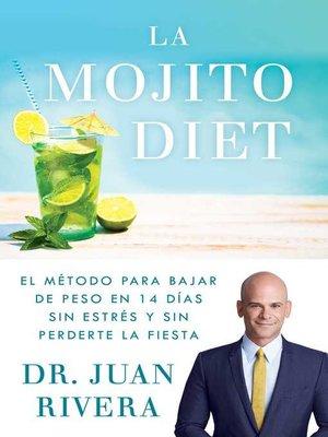 cover image of La Mojito Diet (Spanish Edition)