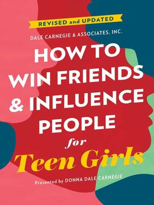 cover image of How to Win Friends and Influence People for Teen Girls