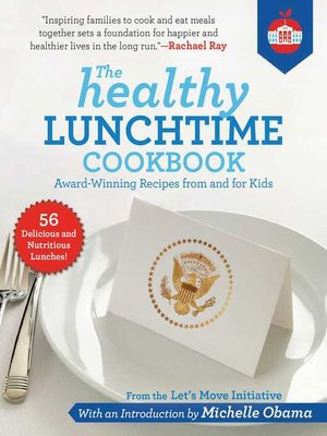 cover image of The Healthy Lunchtime Cookbook