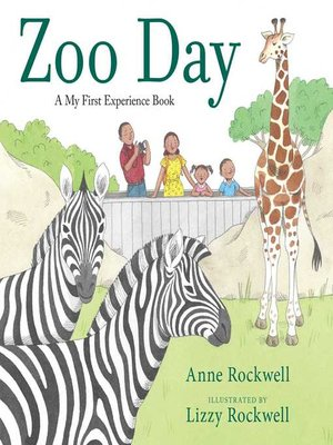 cover image of Zoo Day