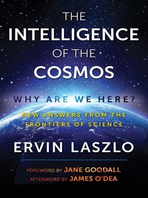 cover image of The Intelligence of the Cosmos