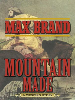 cover image of Mountain Made