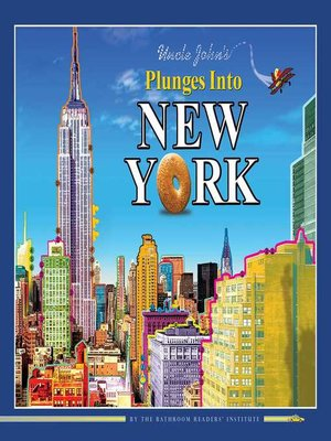 cover image of Uncle John's Plunges into New York
