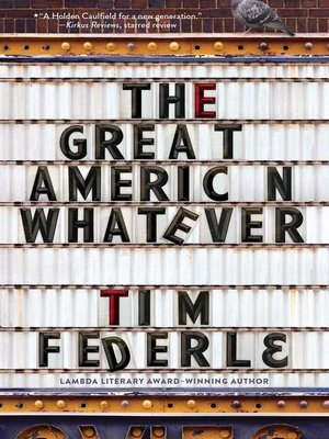 cover image of The Great American Whatever