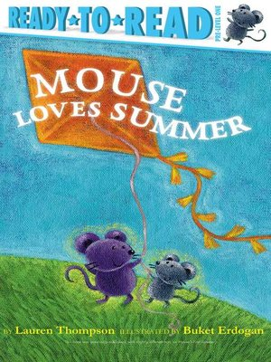 cover image of Mouse Loves Summer