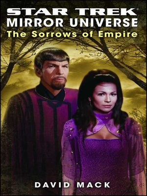 cover image of Mirror Universe: the Sorrows of Empire