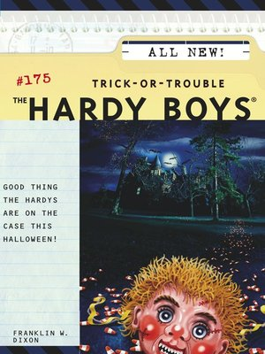cover image of Trick-or-Trouble