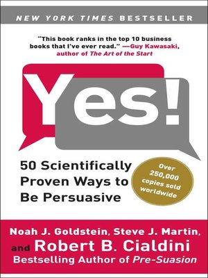 cover image of Yes!