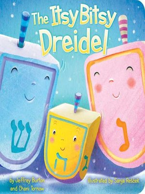cover image of The Itsy Bitsy Dreidel