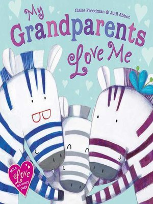 cover image of My Grandparents Love Me